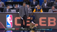 Kleiner Mann ganz groß: NBA-Fan zeigt es allen