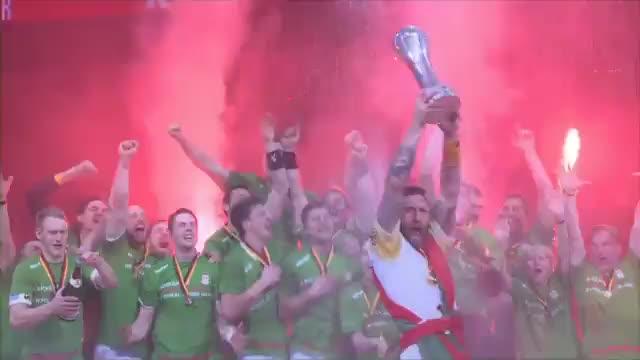 Nach 20 Jahren: Magdeburg holt Pokal!
