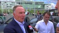 "Rummenigge: Ribery-Vertrag? ""Staatsgeheimnis!"""