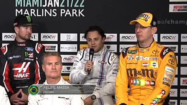 Massa: Rosberg-Rücktritt große Überraschung