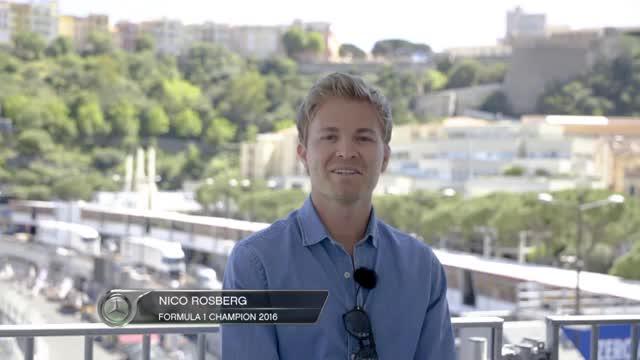 Rosberg über Monaco und Hamilton vs. Vettel