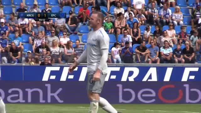 Nächster Tor! Rückkehrer Rooney rockt weiter