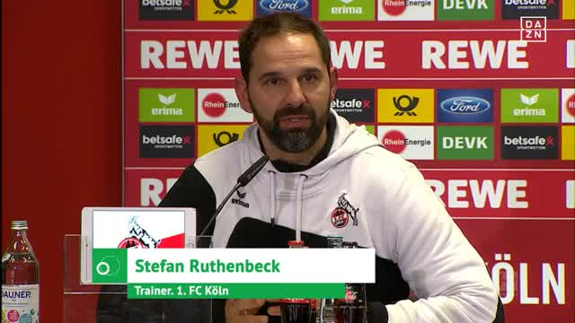 """Ruthenbeck: """"Gespräche mit Veh überragend"""""""