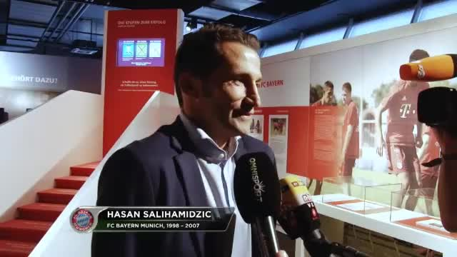 "Salihamidzic: ""Titel muss man immer feiern"""
