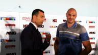 Boxen: Klitschko vs. Fury: Vier Fäuste, eine PK