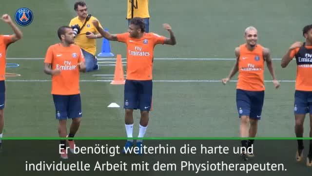Emery: Wollen Neymar zurück in Paris sehen