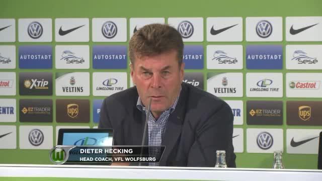 Hecking verrät: Das wird Gomez erstes Spiel