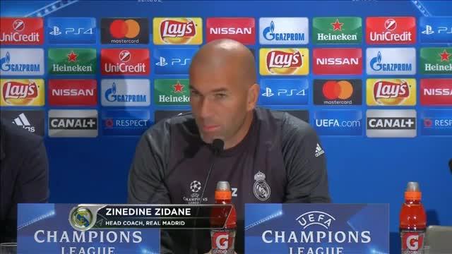 """Zidane vor Geisterspiel: """"Kein Problem"""""""