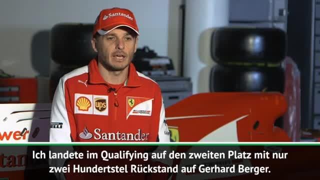 """F1: Fisichella über """"tolle Geste"""" von Schumi"""