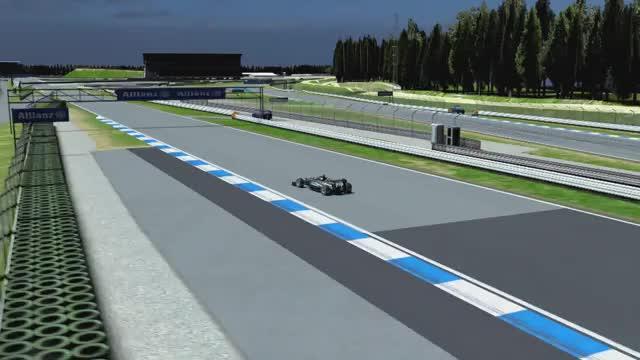 Rosbergs Vorfreude: 75% Vollgas in Hockenheim