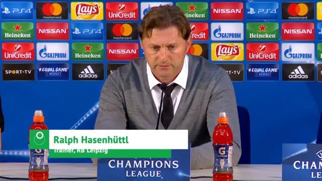 """Hasenhüttl: """"Tor für Werner ein Brustlöser"""""""