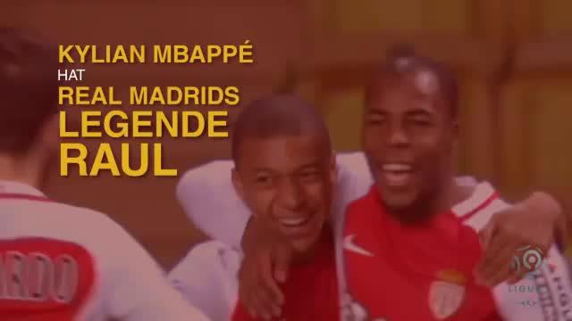 Mbappé: Auf den Spuren von Raul und Henry