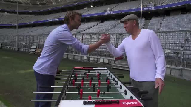 Effenberg und Rolfes analysieren das Eröffnungsspiel