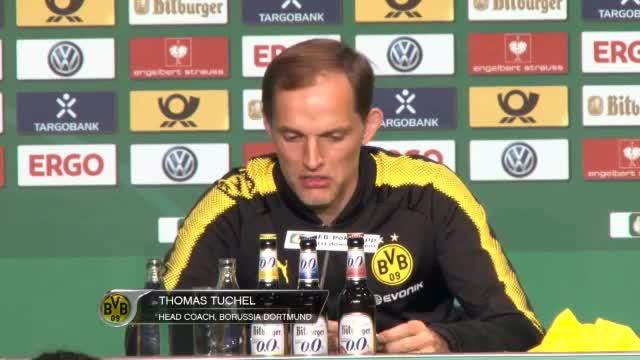 """Tuchel über Zukunft: """"Würde gerne bleiben"""""""