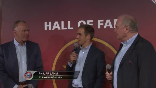 """Lahm: Hall of Fame """"eine große Ehre"""""""