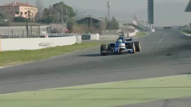 F1: Sauber! Das ist Wehrleins neuer Bolide