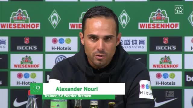 Nouri über den Kruse-Ausfall und Schalke