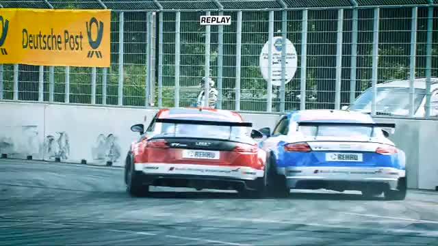 Highlights vom Audi TT Cup am Norisring