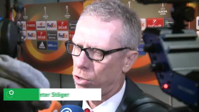 Stöger über Köln-Pleite und Hector-Verletzung