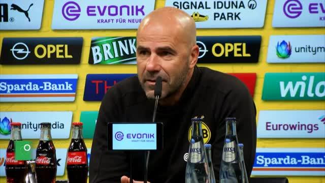 Bosz: FCB muss uns überholen, nicht andersrum