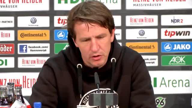 """Stendel: """"Schalke hat seine Qualität gezeigt"""""""