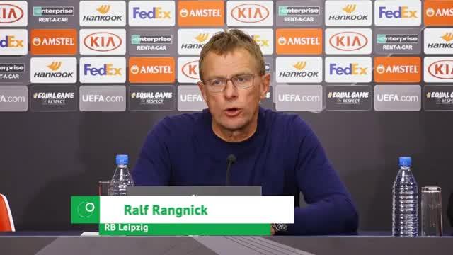 """Rangnick nach Niederlage """"extrem enttäuscht"""""""