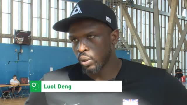 """Deng über LeBron: """"Er hat kein Limit"""""""