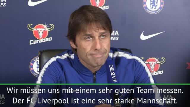 """Conte: Gegen Klopps Liverpool """"gut aufpassen"""""""