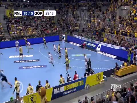 HBL: Highlights vom 8. Spieltag