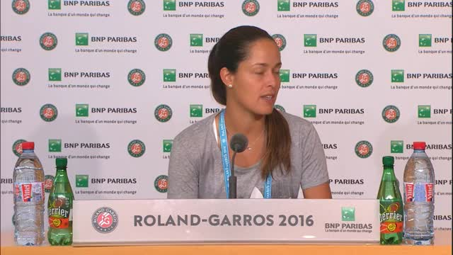 """French Open: Ivanovic im """"Stich gelassen"""""""