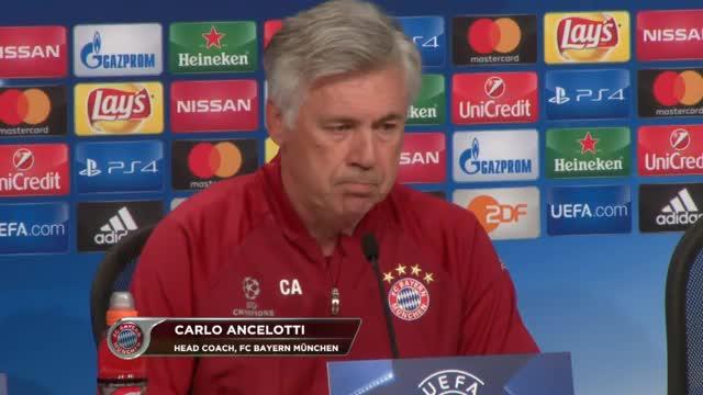 Ancelotti warnt seine Stars: Haltung ändern!