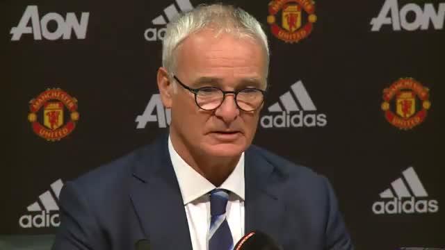 """Ranieri: """"Muss komisches Spiel analysieren"""""""