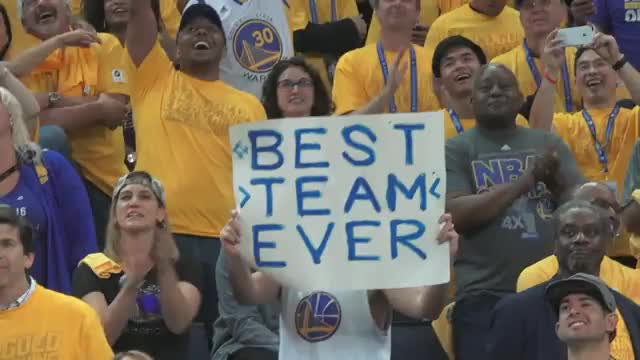 Wieder Champion! Saisonrückblick der Warriors