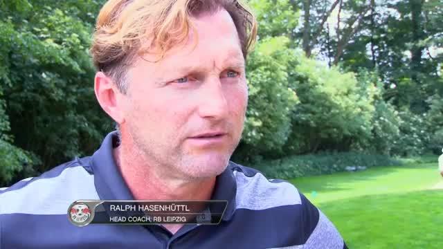 """Hasenhüttl: """"CL-Zulassung wundert mich nicht"""""""