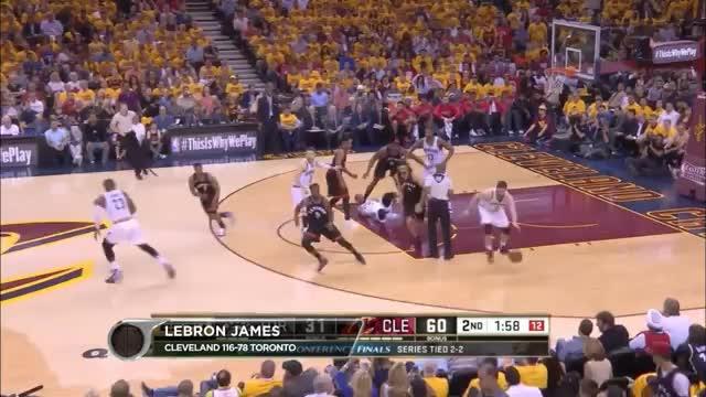 Cleveland in Love! King James nutzt Traumpass