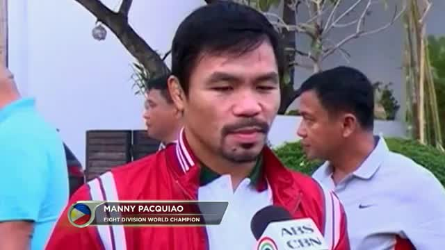 Paquiao verrät: Boxer dank Muhammad Ali