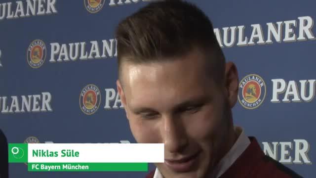 """Süle nach Anderlecht: """"Sind auch nur Menschen"""""""