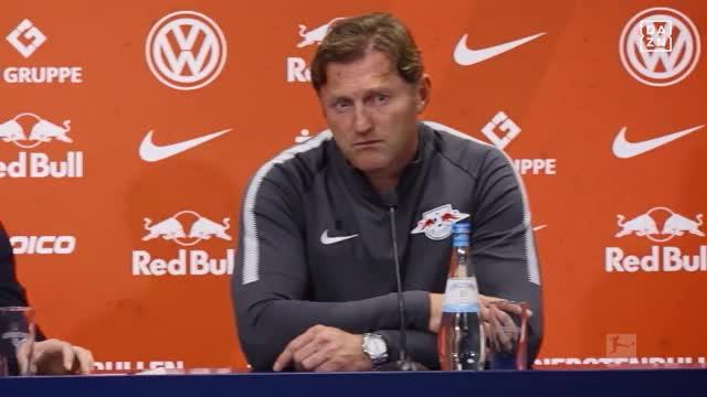 """Spektakel gegen FCB? Hasenhüttl: """"Mal schauen"""""""