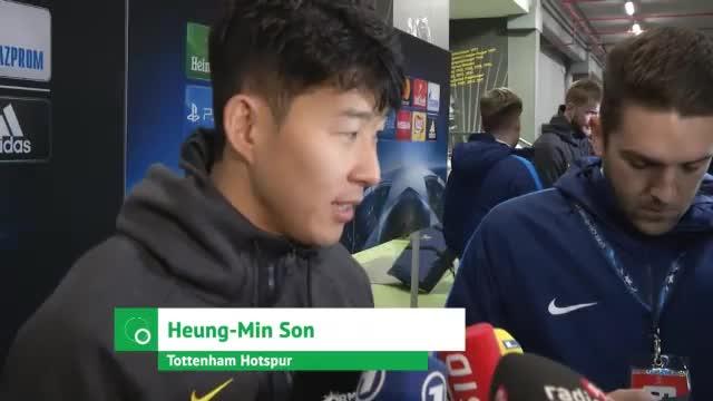 """Son: Spaß beim BVB in """"wahnsinnigem Stadion"""""""