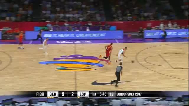 EM: Marc-Gasol-Gala! Spanien besiegt DBB-Team