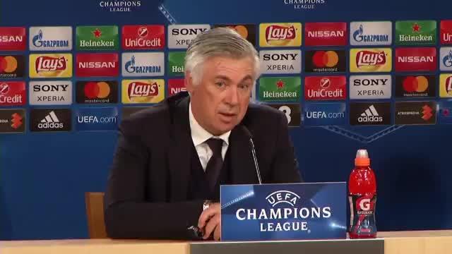 """Schiri? Ancelotti: """"Schlechtes Spiel. Punkt!"""""""