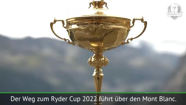Ryder Cup: Fore! Abschlag auf dem Mont Blanc
