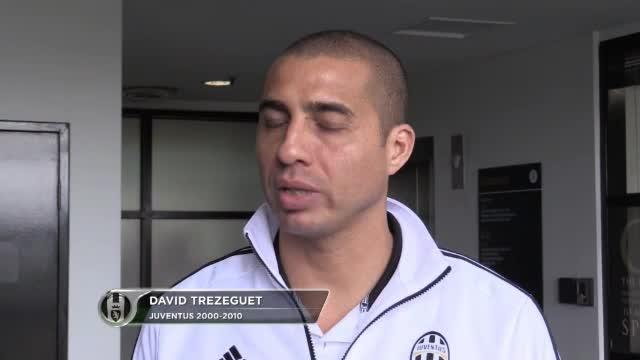 """Trezeguet: """"Juventus schreibt Geschichte"""""""