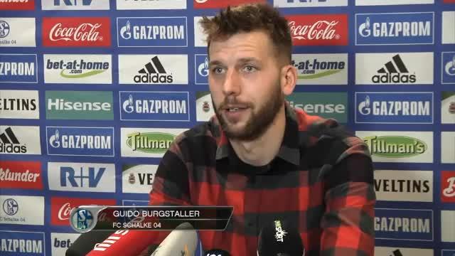 """Burgstaller auf Schalke: """"Bin sehr stolz"""""""