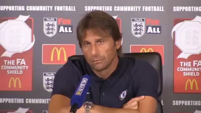 """Hazard zu Barca? Conte: """"Wir verkaufen nicht!"""""""