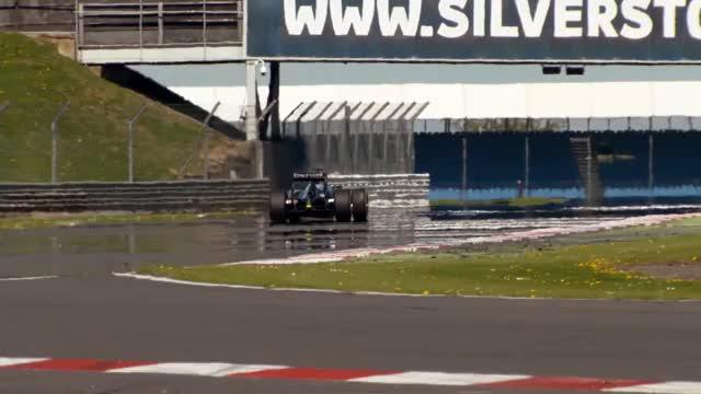 Nico Hülkenberg blickt auf den Grand Prix in Silverstone voraus