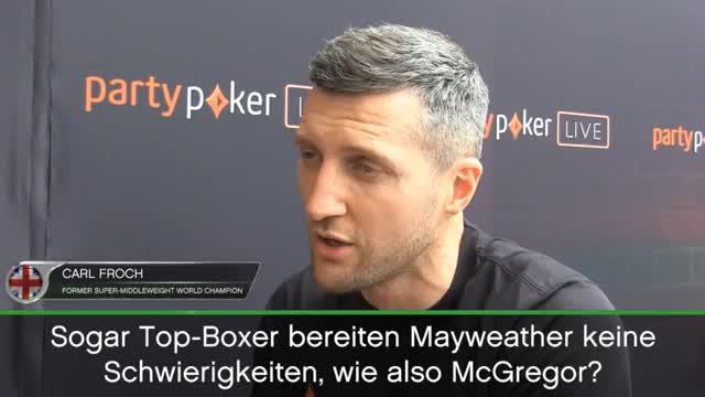 Mayweather vs. McGregor – Expertenstimmen