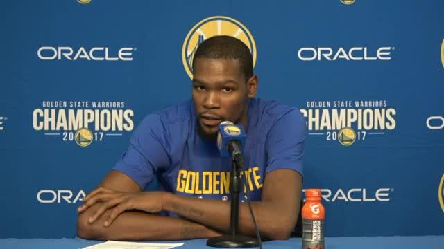 Durant: Das hat mir LeBron James voraus