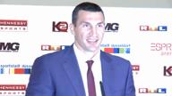 "Boxen: Klitschko: ""Fury kann gut tanzen"""
