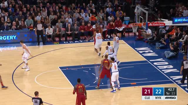 LeBron trotz Knicks-Beef mit Gamewinner
